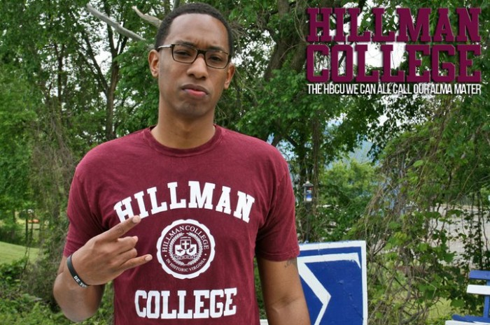 T-Shirt Tuesdays: The Hillman College Bookstore