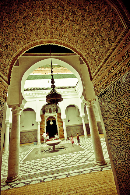[Image of the Day] A morning in Morrocco