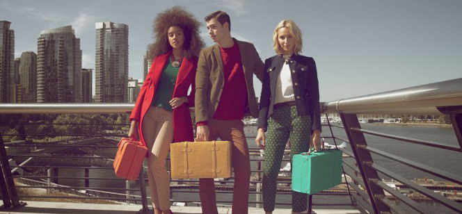 [Fashion + Style] Canadian Luxury Luggage brand Fall/Winter Collection by Alex Folzi