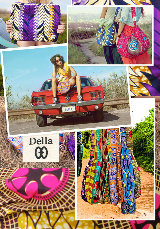 [Guest Post] Della: LA based brand empowering Ghanian craftswomen