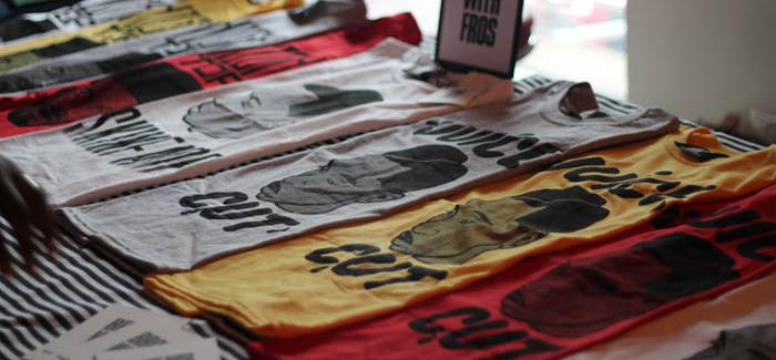 [Photos] T-Shirt Stories at Hackney Attic